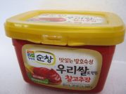 Koreanische Hot Pepper Paste, Sunchang Gochujang, 500g